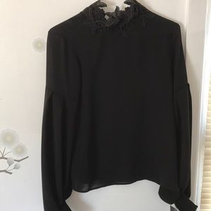 NEW WITH TAGS zara blouse